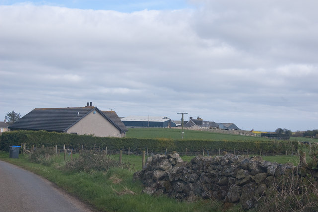 Hillhead of Muirton Farm