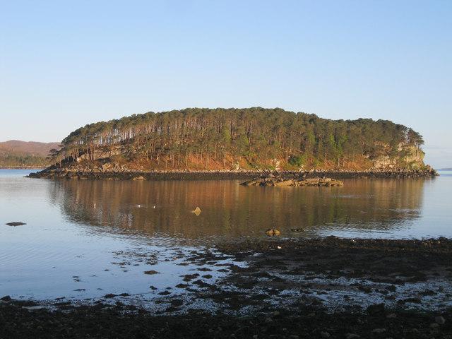 Shieldaig Island