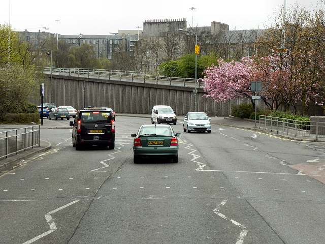 A81, Maryhill Road, Glasgow