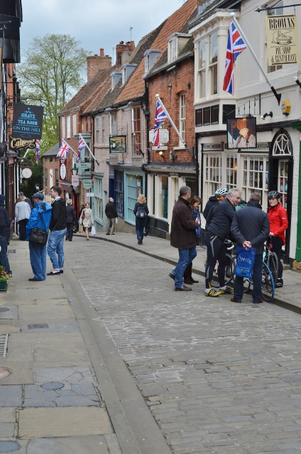 Steep Hill - Lincoln