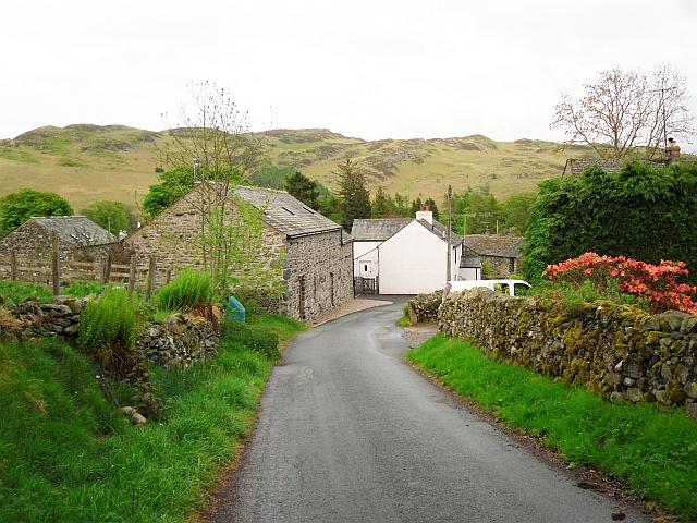 Houses at Dockray