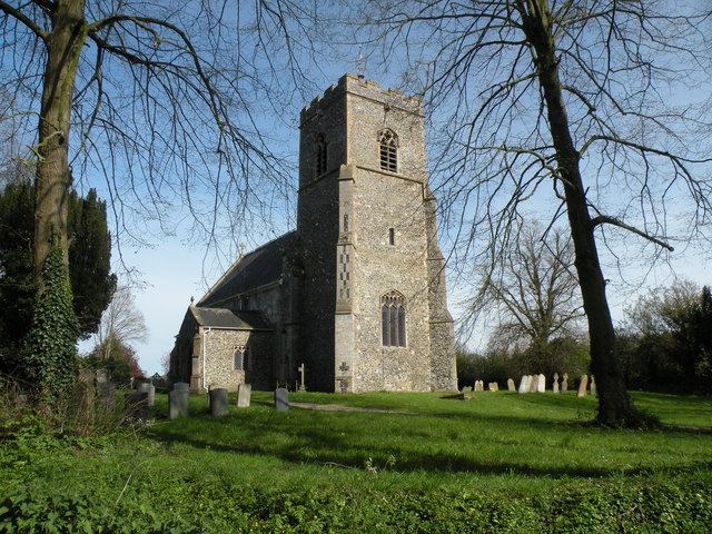 St. Mary: the parish church of Winfarthing