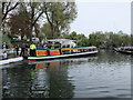 TQ2681 : Jason's trip narrowboat by PAUL FARMER