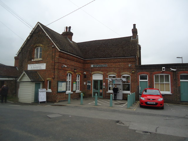 Billingshurst railway station