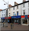 ST3088 : Kingston Newell office, Bridge Street, Newport by Jaggery
