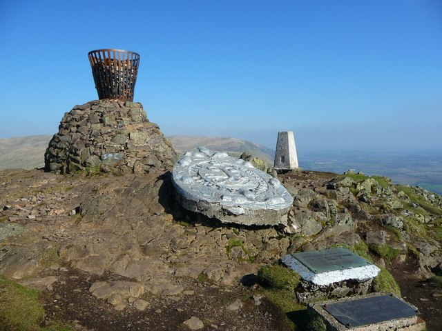 Summit of Dumyat