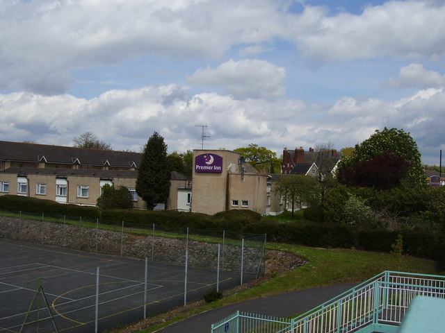 Premier Inn,Countess Wear