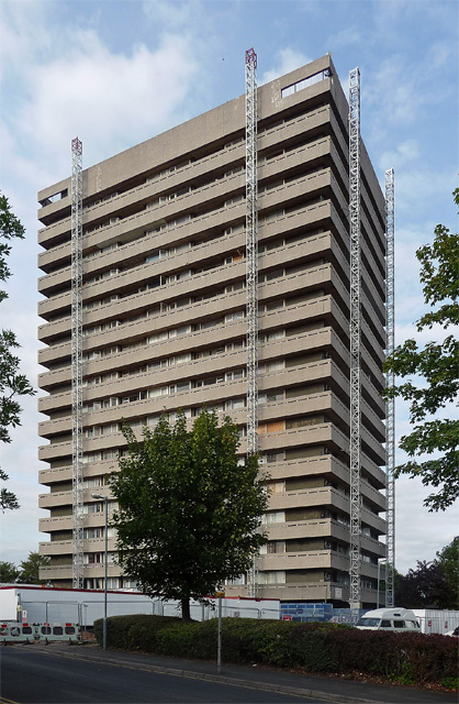 Thomas King House, Wellington Street, Coventry