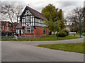 SD8402 : The Park Keeper's Lodge, Crumpsall Park by David Dixon