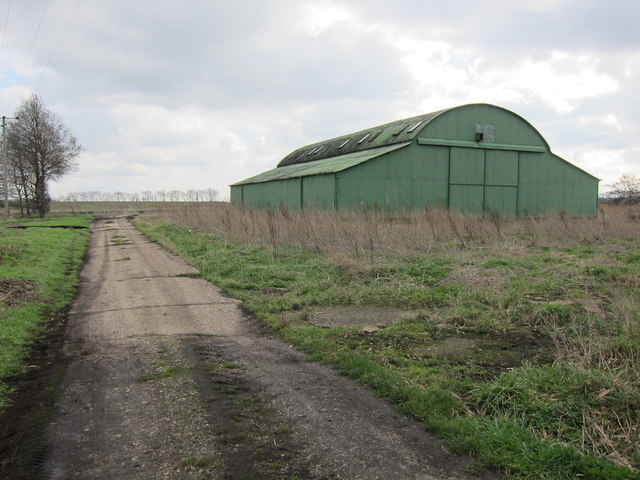 Barn on Feltwell Anchor