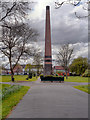 SD8402 : The Obelisk, Crumpsall Park by David Dixon