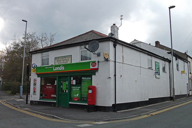 High Crompton Post Office