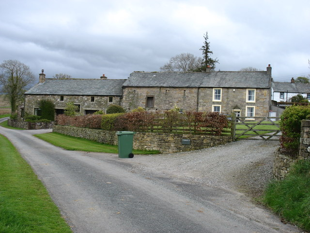Cottages in Aughertree