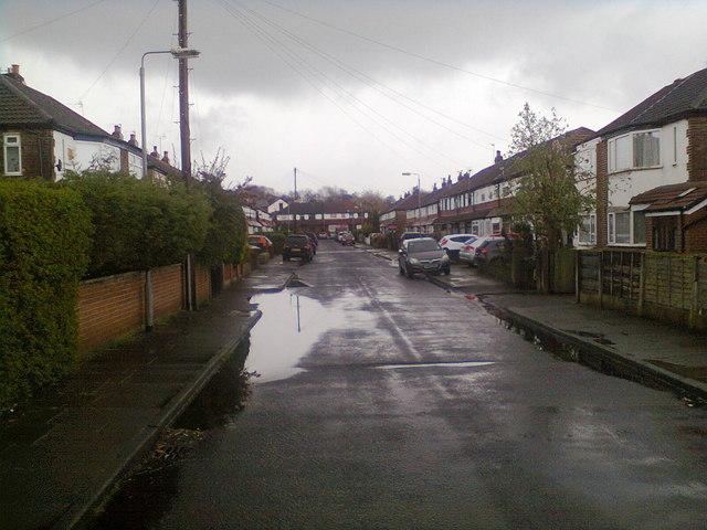 Noreen Avenue, Prestwich