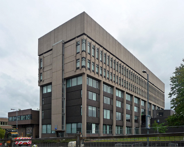 Graham Sutherland Building, Cox Street, Coventry