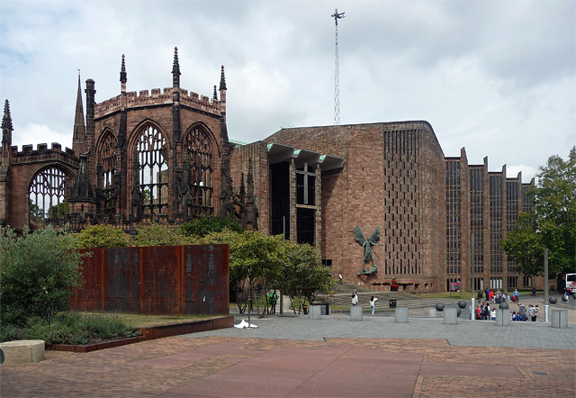 Cathedral of St Michael, Hill Top, Coventry