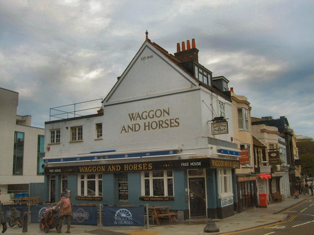 Waggon and Horses Pub