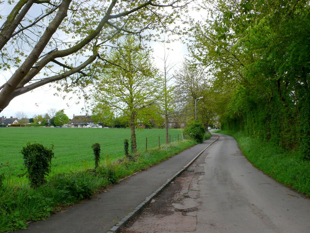Church Lane Radford Semele
