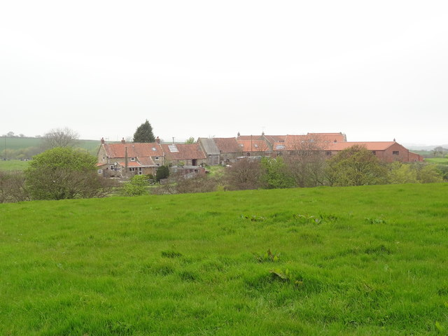 Sneatonthorpe, from the fields behind