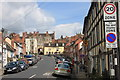 SO5174 : Lower Broad Street in Ludlow by Roger Davies