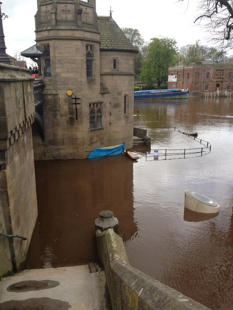 Flooding, River Ouse
