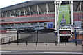 ST1876 : Millennium Stadium, Cardiff by Stephen McKay