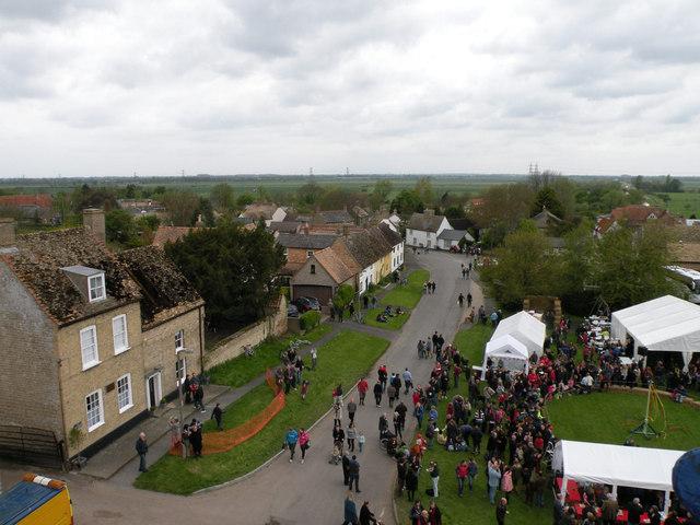 North-west Reach, Fair Day 2012