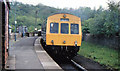 NZ8205 : Train, Grosmont by Albert Bridge