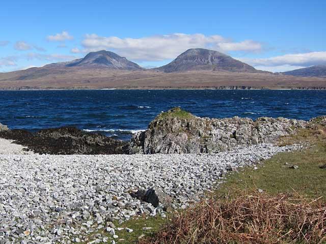 North east coast of Islay