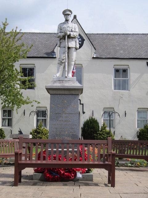 War Memorial, Ferryhill