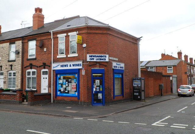 Bromford News & Wines, West Bromwich