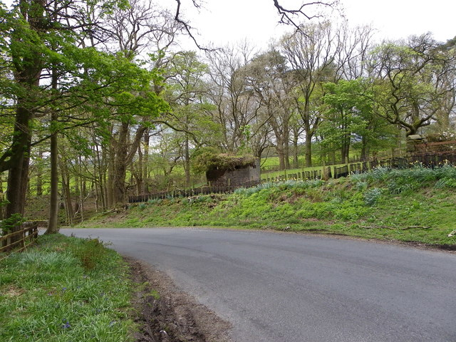 Machine-Gun Pillbox - Forest of Bowland