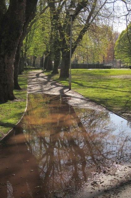 Path, Upton Park, Torquay