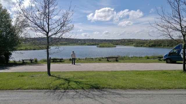 Rother Valley Country Park, Meadowgate Lake