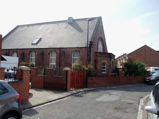 Bethel House, Dudley, formerly a Chapel, now a dwelling