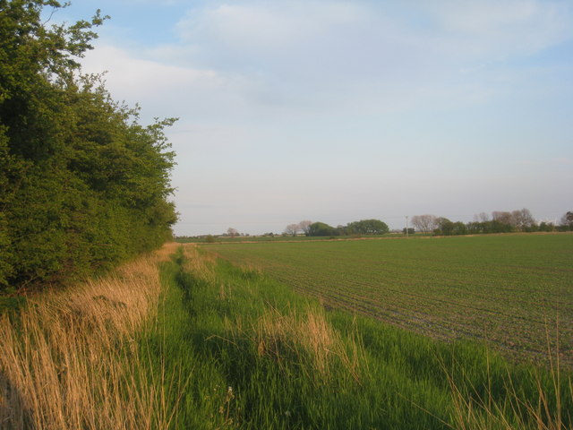 The footpath to Johnny Moor Long Lane