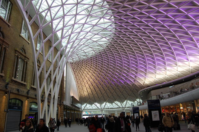 Western Concourse, Kings Cross station