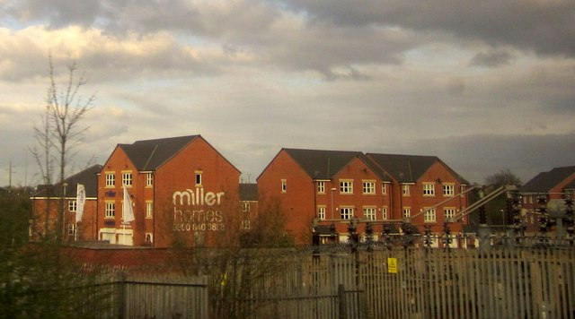 New houses at East Ardsley