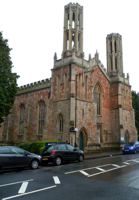 Former Church of St John the Evangelist, Bristol
