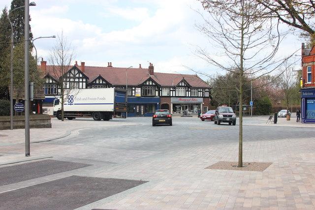 Poynton 'centreville'
