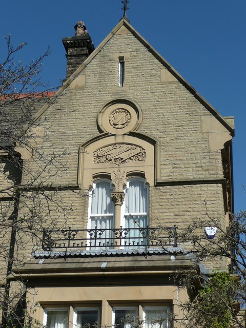 Detail, Wheatcroft Villas, Knowl Road