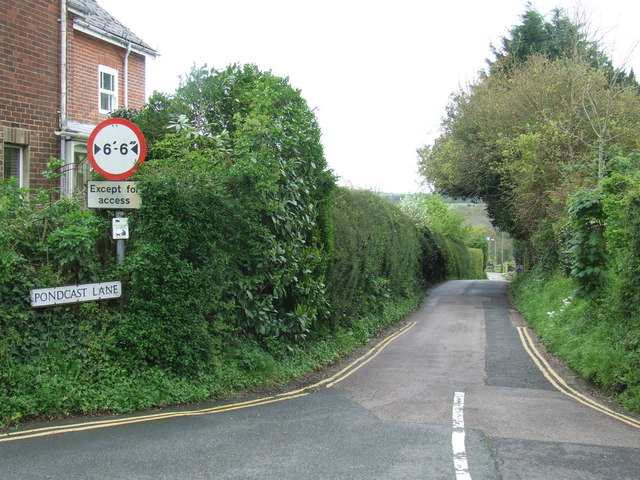 Pondcast Lane, Havenstreet