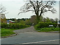 SJ6181 : Limes Lane off the A49 by Alexander P Kapp