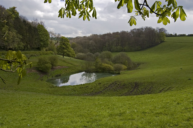 Great Givendale pond
