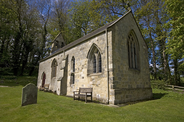 Great Givendale Church