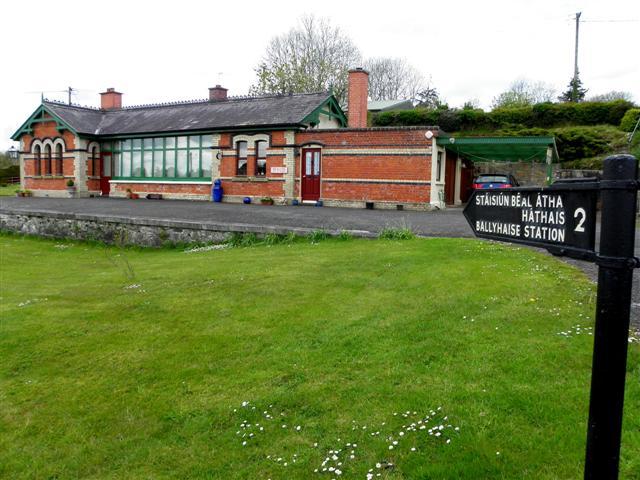 Ballyhaise Railway Station
