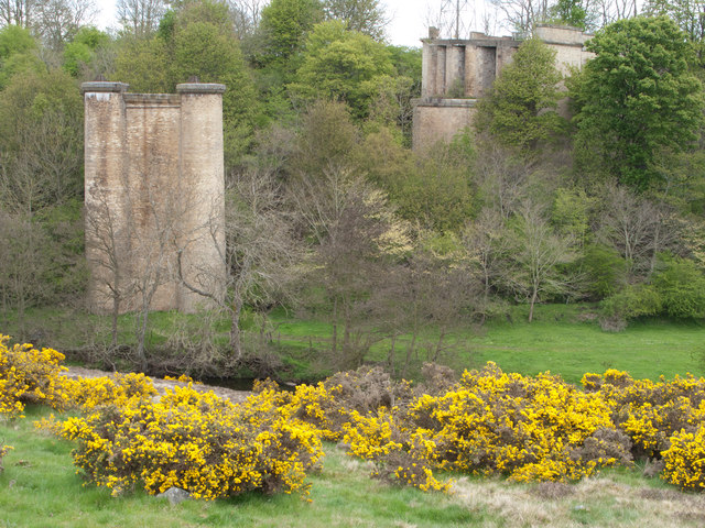 Lands Viaduct (remains)