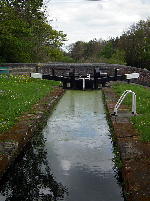 The Montgomery Canal at Tirymynach