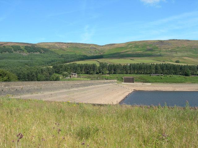 Torside Dam