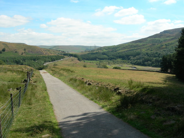 A628 Woodhead Road